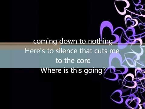Taylor Swift forever and always lyrics