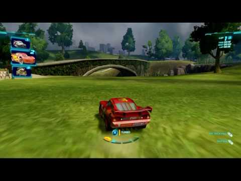 Cars 2: The Video Game | 1 Race | Lightning McQueen!