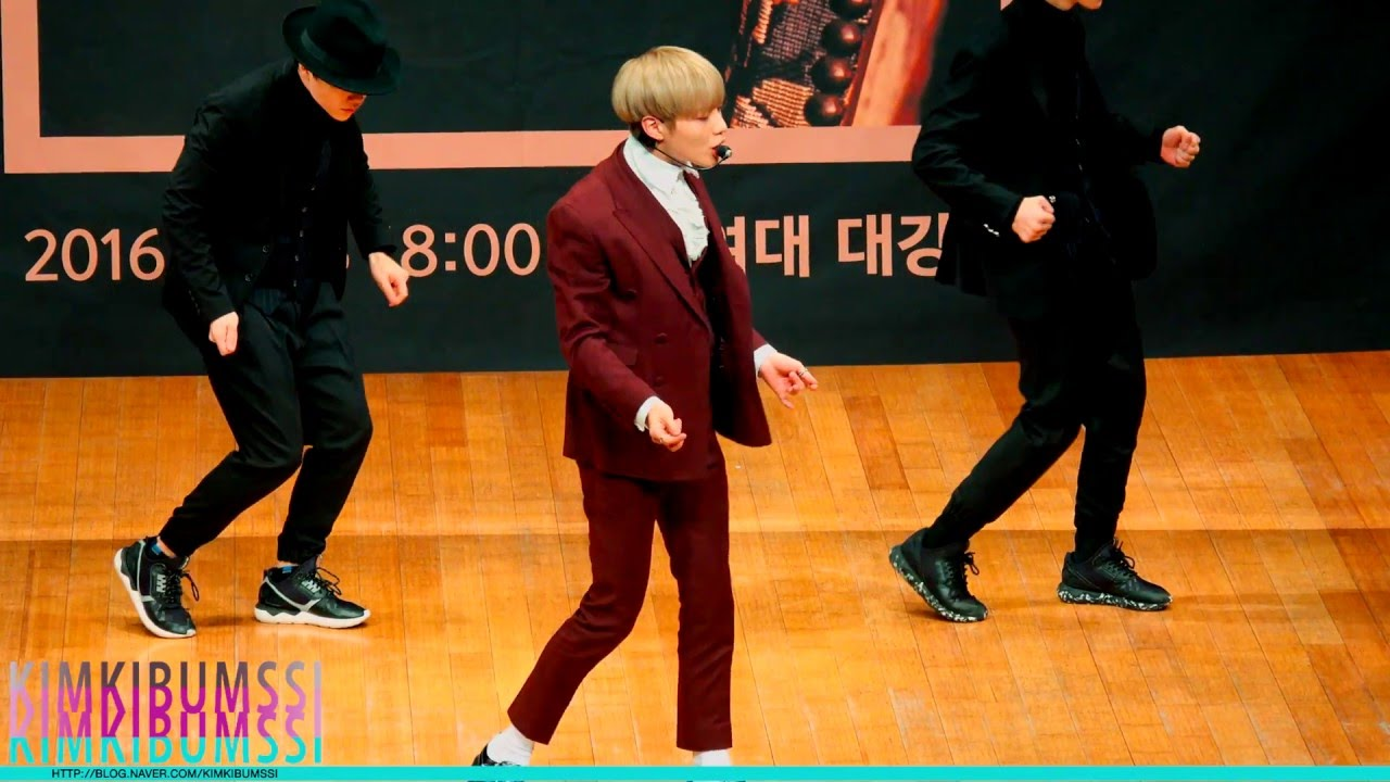160317 TAEMIN 'PRESS YOUR NUMBER' by SHINee DAL