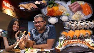 PRosto Патруль. Гастромаркет Вокруг Света. Токийский рынок. Рыба, суши, всё, как вы любите;)