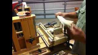 Woodworking  Horizontal  Slot Machine Jigs