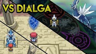 Evolution of Dialga Battles (2007 - 2017)