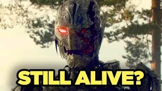 Avengers - ULTRON STILL ALIVE? #NerdTalk
