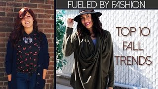 Top 10 Fall Trends! | Fueled By Fashion Thumbnail