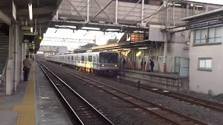 東京メトロ03系 春日部駅発車