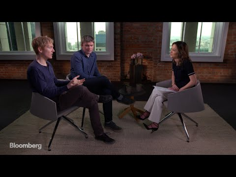 Stripe Co-Founders John & Patrick Collison on Cryptocurrency