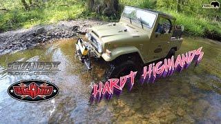 Hardt Highlands - RC4WD FJ40 Cruiser - Natural-Born-Crawler.com - RC Scale / Crawl / Axial / RC4WD