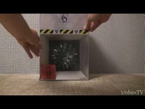 Распаковка коллекционного издания Resident Evil 6