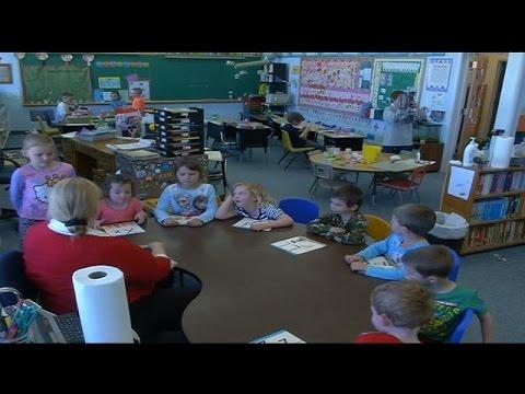 Montana's Rural Teacher of the Year: Dawn Dawson of Benton Lake School