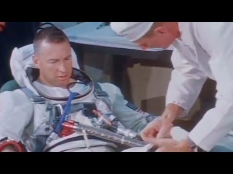 Captain Jim Lovell Interview: Two weeks with Frank Borman