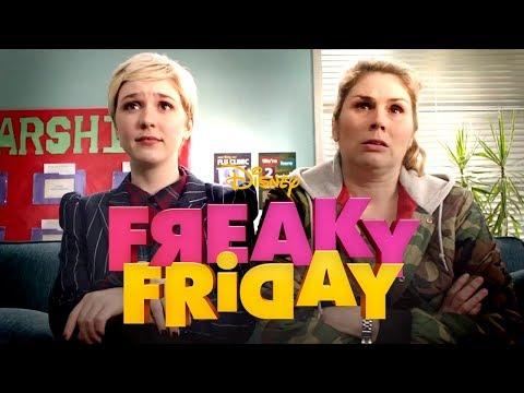 Sneak Peek!⌛️| Freaky Friday | Disney Channel