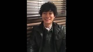 メンズノンノ12/9発売号スペシャル企画 MIDNIGHT DAYDREAM presented by...