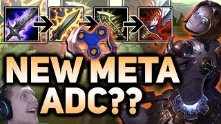 NEW META ADC INCOMING?! ADC ORIANNA WILL HARD CARRY YOU! - Patch 7.12