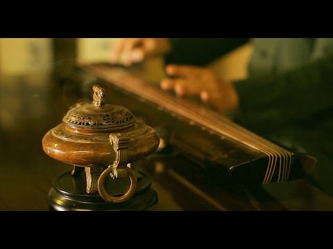 How to craft ancient Chinese musical instrument Guqin?