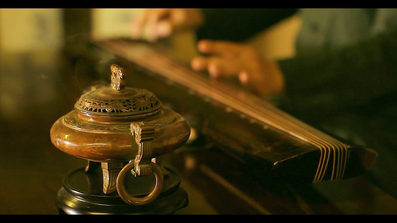 How to craft ancient Chinese musical instrument Guqin ...  How to craft an...