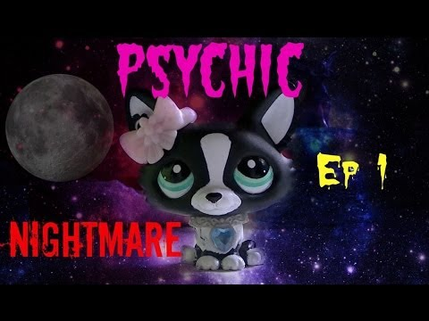 """LPS Psychic Nightmare Episode 1 """"Welcome to my life"""""""