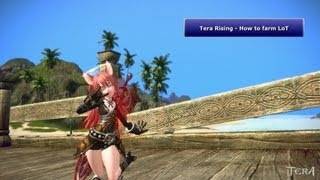 Repeat youtube video Tera Rising - How to Farm Gold - Labyrinth of Terror