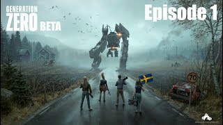 Generation Zero (Beta) What