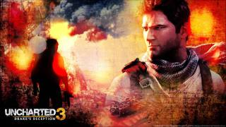 Uncharted 3 Soundtrack - 20 - Oh No Chateau