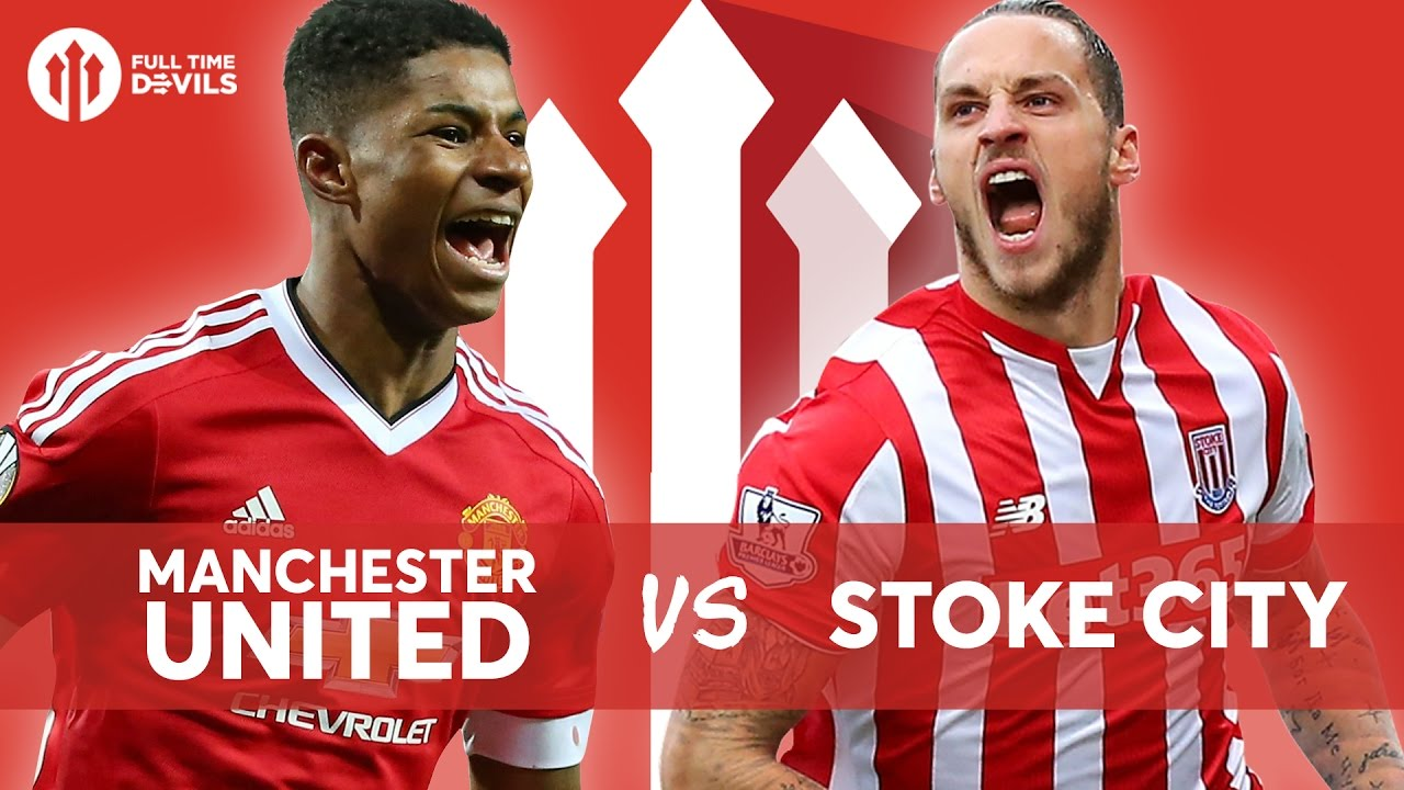 Manchester united 1 1 stoke city live stream watchalong youtube voltagebd Image collections