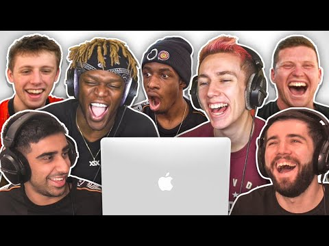SIDEMEN ONE QUESTION