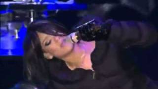 Rihanna Breaking Dishes Live In Sofia Bulgaria HQ