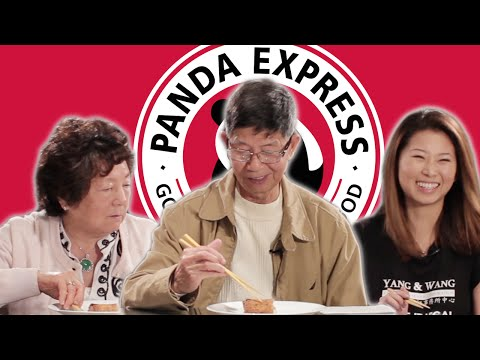 Thumbnail: Chinese People Try Panda Express For The First Time