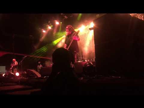 Slayer @ Cuthbert Amphitheater Eugene 8/11/17
