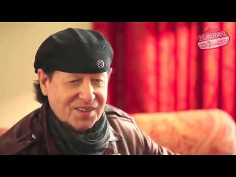 Scorpions - Interview Klaus Meine singer chanteur La Grosse Radio