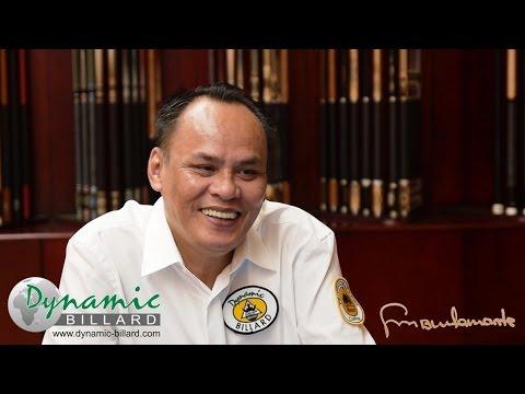 Francisco Bustamante Interview by Dynamic Billard (ENG / DE)