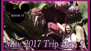 May 2017 Trip Day 2: Pandora, Flight of Passage, and Beaches and Cream!
