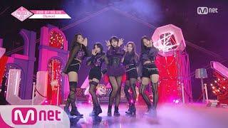 PRODUCE48 [48스페셜] 콘셉트 평가 엔딩 요정ㅣ♬Rumor 180810 EP.9