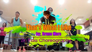 Thats What i Like   Bruno Mars | Zin Paxs Zumba Choreography | Pop Hits