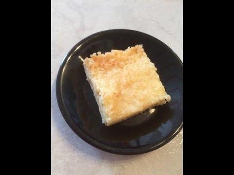 Buttermilch Kokos Kuchen Aus Dem Monsieur Cuisine Youtube