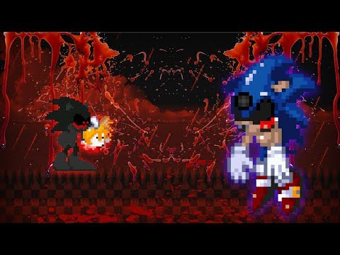 NEW THREAT APPEARS!!  SonicEXE: Spirit warriors Tails demo