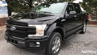 Quick Drive: 2018 Ford F-150 Lariat 2.7 EcoBoost