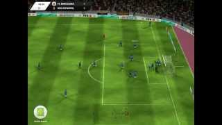 Gameplay Fifa Manager 12