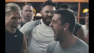 Aaron Rodgers Commercials Compilation All Ads