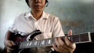 """We wish you a merry Chirstmas""-Hướng dẫn Solo guitar -Phần 2"