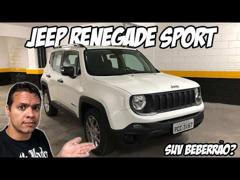 Na Real O Jeep Renegade 1 8 Flex Automatico Gasta Mesmo Muito