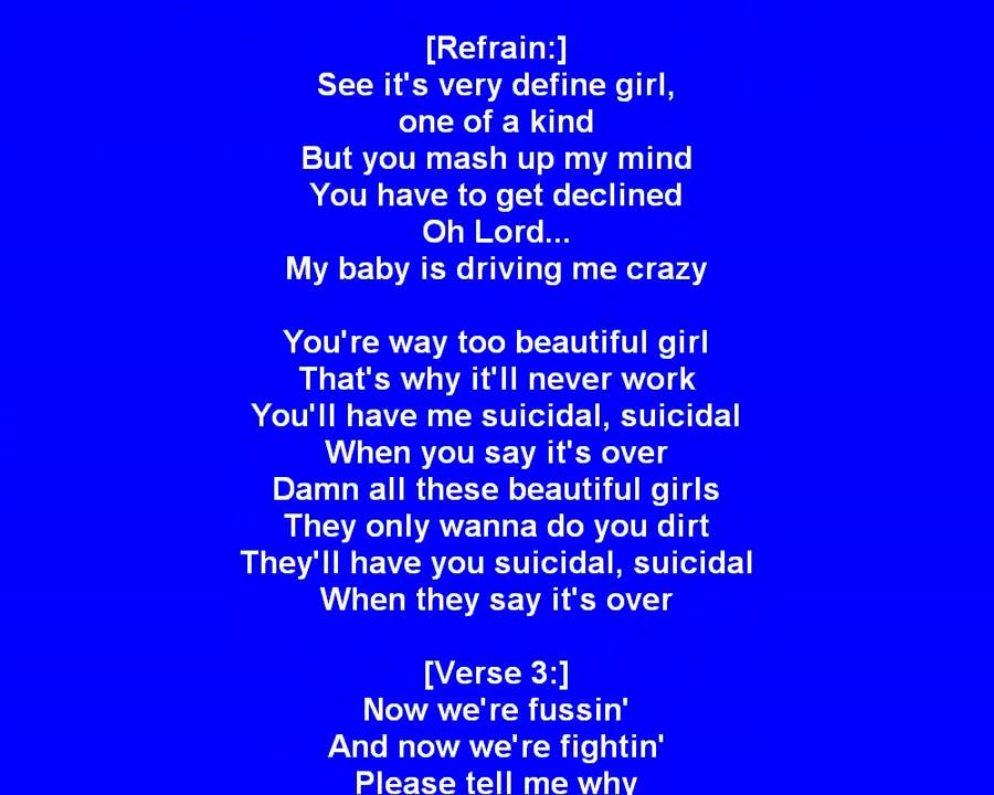 Sean Kingston - Beautiful Girls lyrics - YouTube