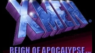 X-Men: Reign of Apocalypse (Game Boy Advance)