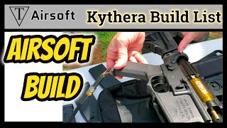 Polarstar Kythera Airsoft Build List M4 Modifications