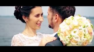 Шикарный свадебный клип Елены и Романа