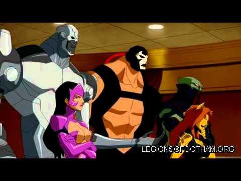 Justice League: Doom Trailer!  Dc Universe Movie