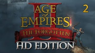 Прохождение Age of Empires II HD: The Forgotten — [Аларих] Часть - 2: Легионеры на горизонте.