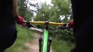 Stara Zagora trail riding, Bulgaria, Nbike 2 laps