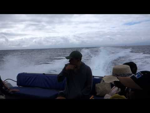 Taxi Galapagos Speed Boat Santa Cruz to San Cristóbal Island 1