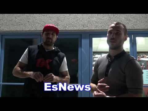 Kovalev I Want To Kick Andre Ward's Ass TONIGHT! – EsNews Boxing