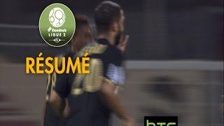 AC Ajaccio - RC Lens (3-6)  - Résumé - (ACA - RCL) / 2016-17